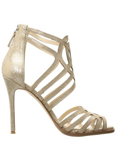 Nine West %100 Deri Klasik Ayakkabı Ten
